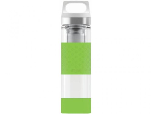 Láhev SIGG Cold Glass green 0,4 L