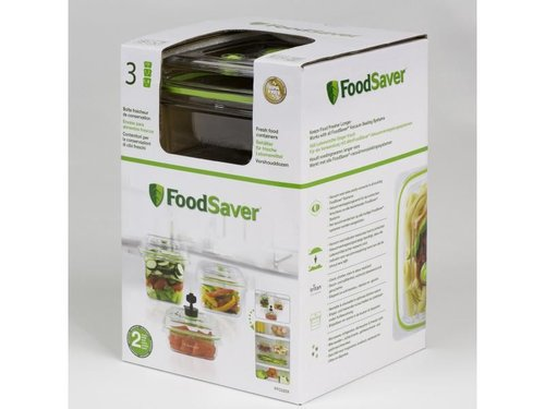 FoodSaver Fresh Container 3v1 - 700ml, 1,2l a 1,8l